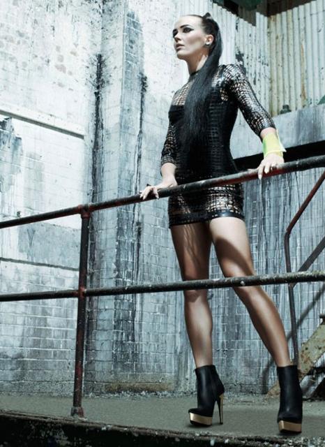 Victoria Pendleton for Fabulous Magazine