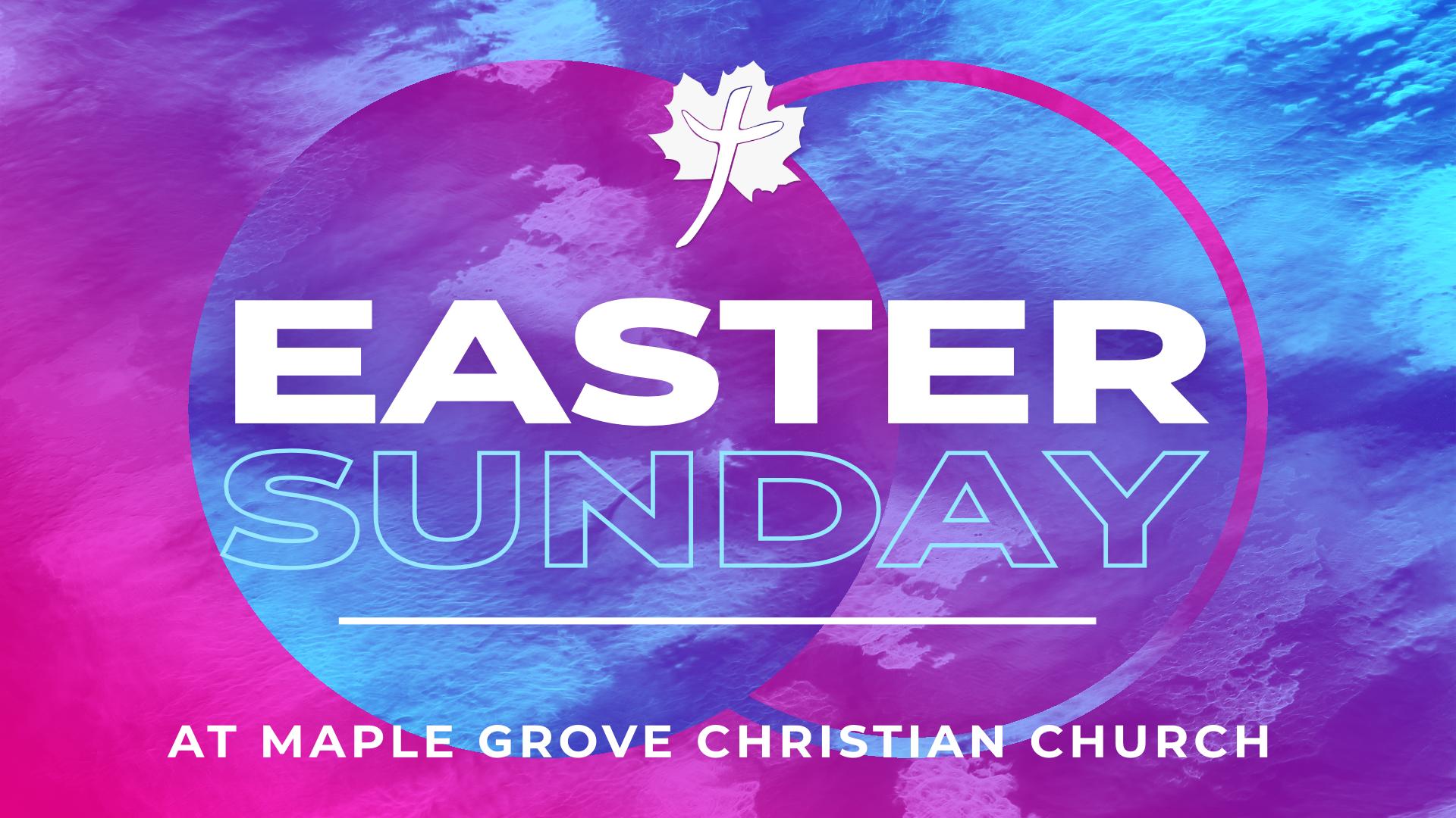 Easter • April 21, 2019