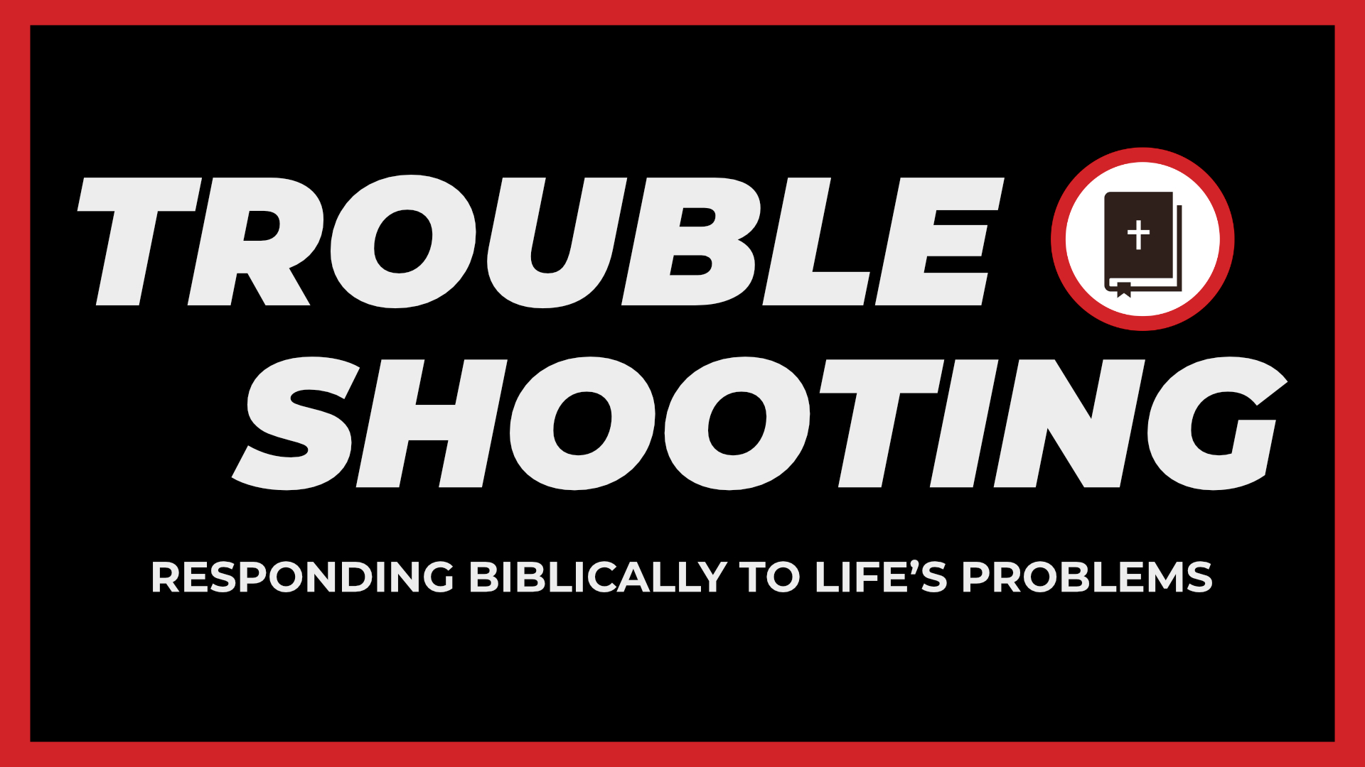 Troubleshooting •Current Series
