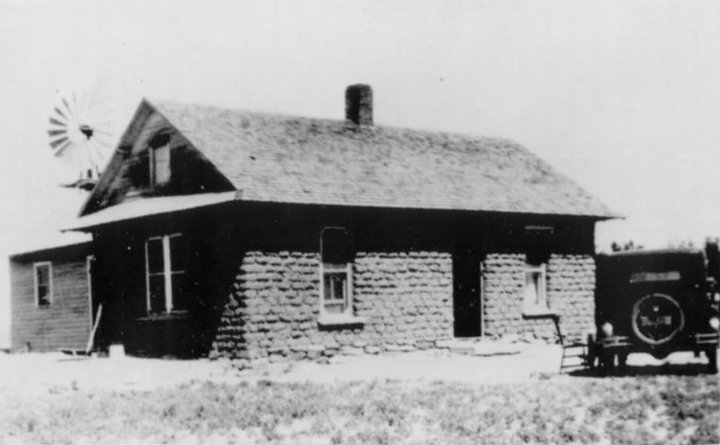 1918 Adobe Homestead