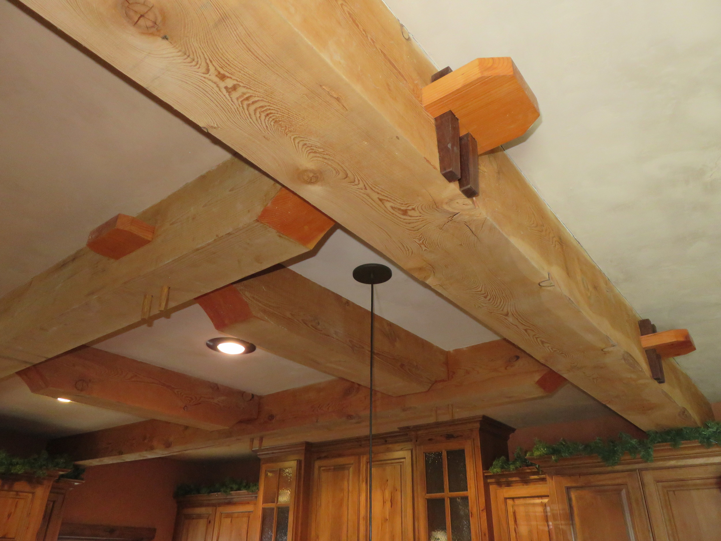 Timber Frame Support