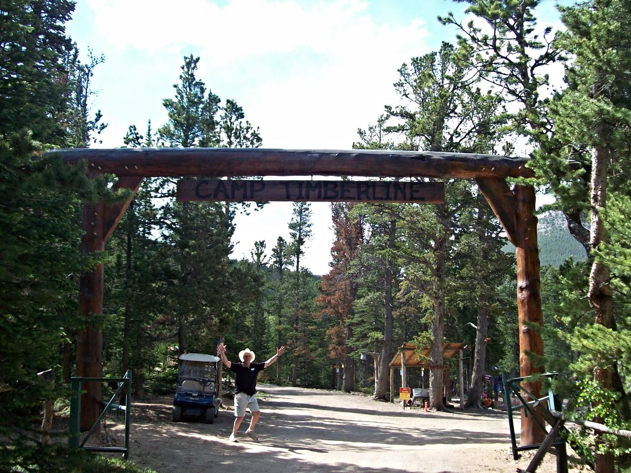 Timber Frame Log Entry