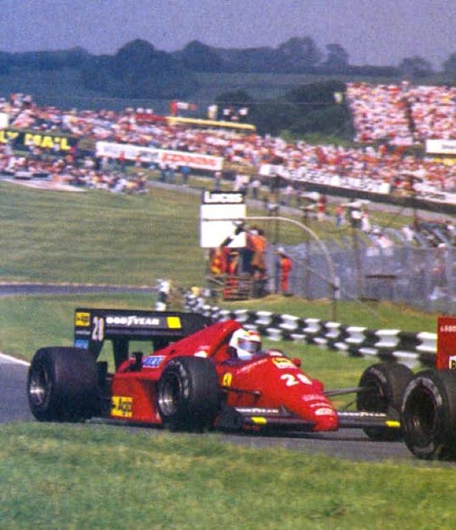 Stefan Johansson Ferrari F1 Brands Hatch 1986.jpg