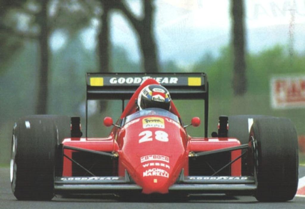 Stefan Johansson Ferrari F1 Imola 1986.jpg