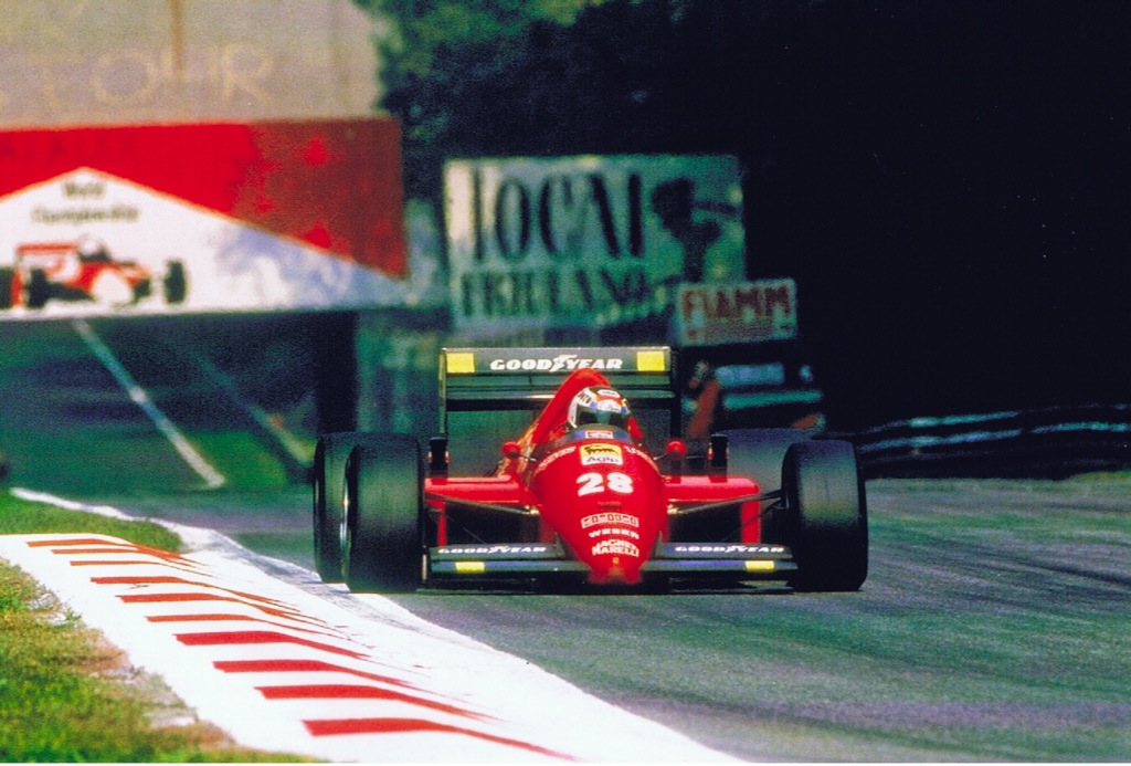 Stefan Johansson Ferrari F1 Monza 1986.jpg