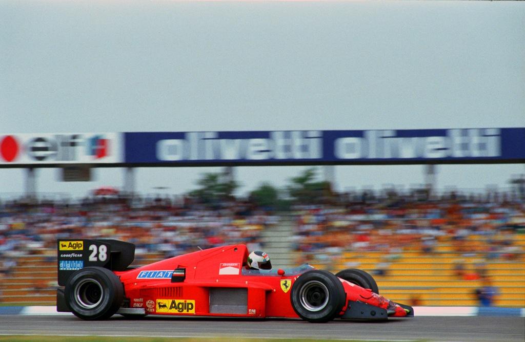Stefan JOHANSSON(Ferrari-1986)Hockenheim 2.jpg