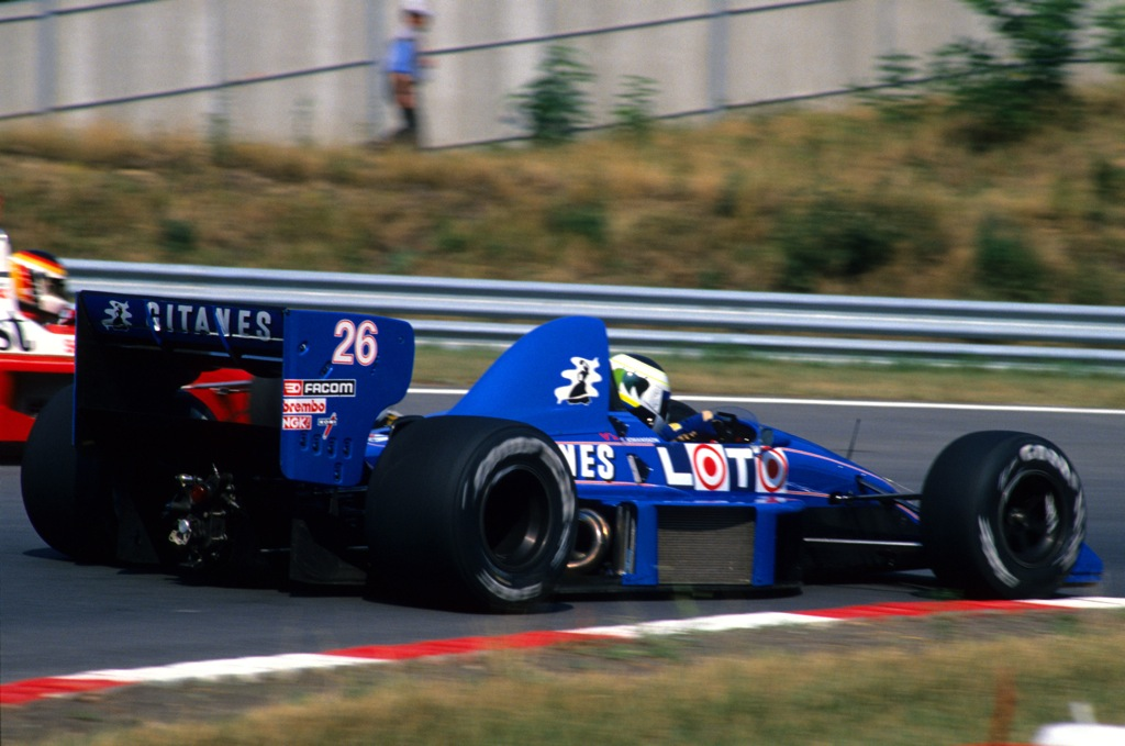 Stefan JOHANSSON(Ligier-1988)Budapest-2.jpg