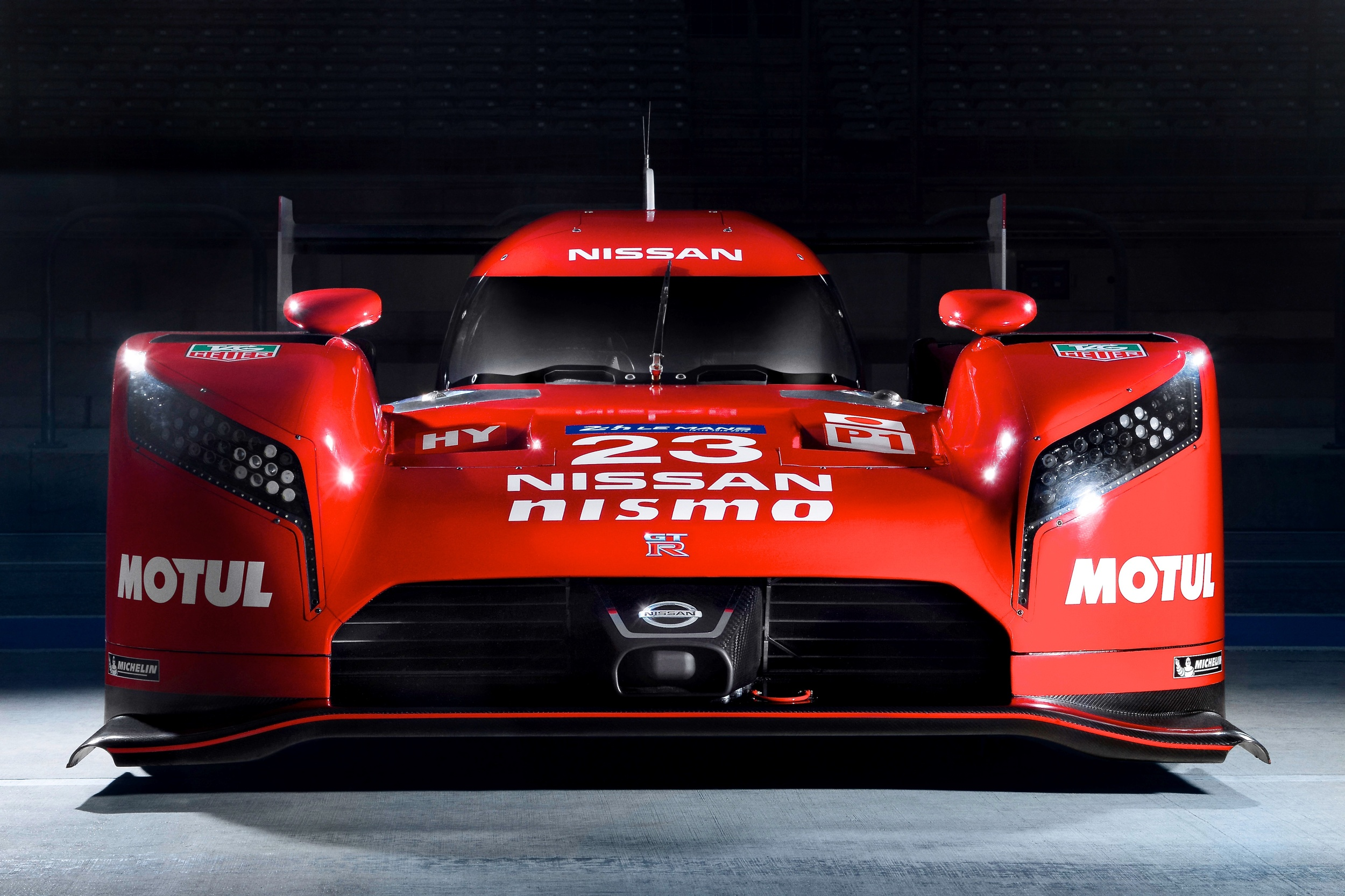 NISMO GT-R LM,
