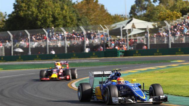 Felipe Nasr - Australia GP (2015)