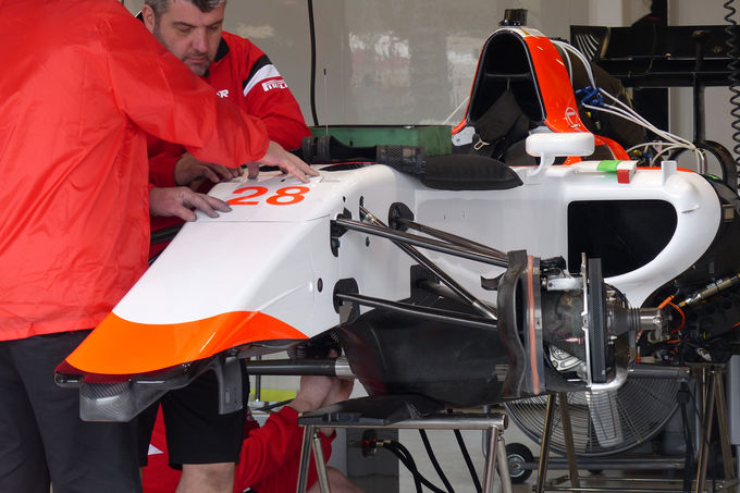 Manor F1 - 2015