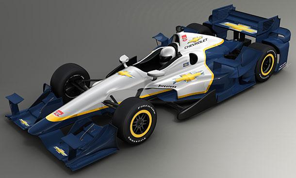 Chevrolet Indycar Aerokit