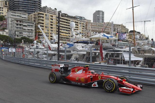 Scuderia Ferrari - Monaco GP
