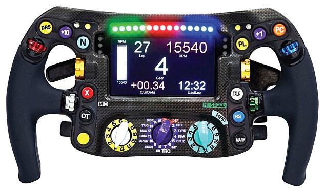 F1 Steering Wheel