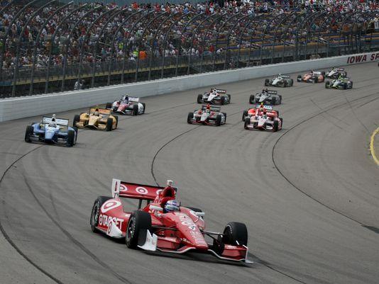 Indycar Iowa