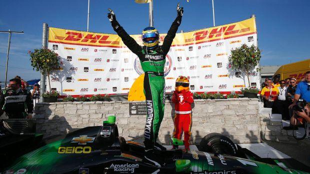 Indycar - Bourdais