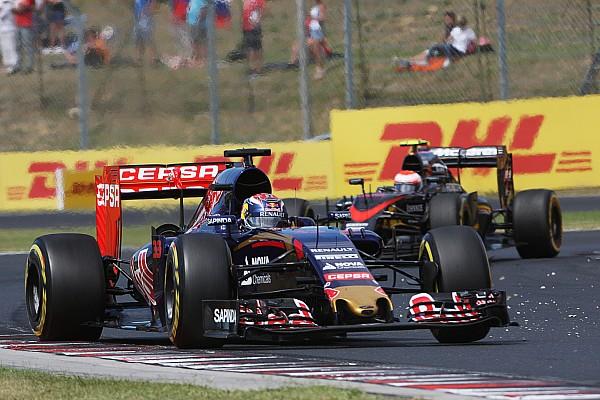 ToroRosso - Hungarian GP 2015