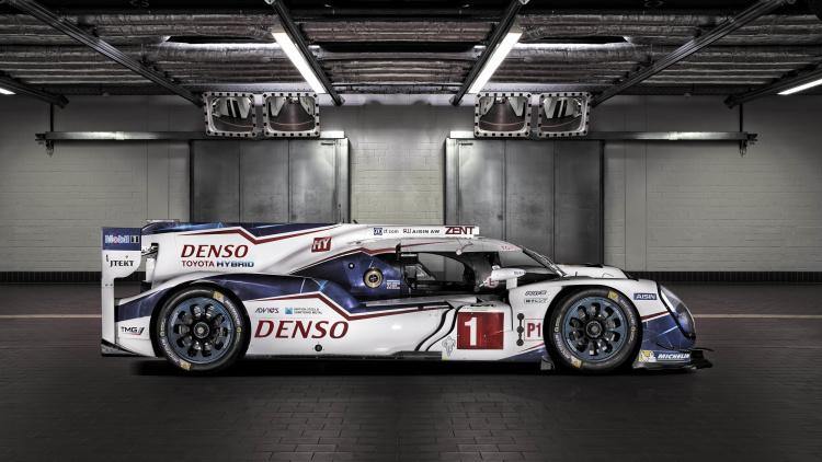 Toyota LMP1 - WEC