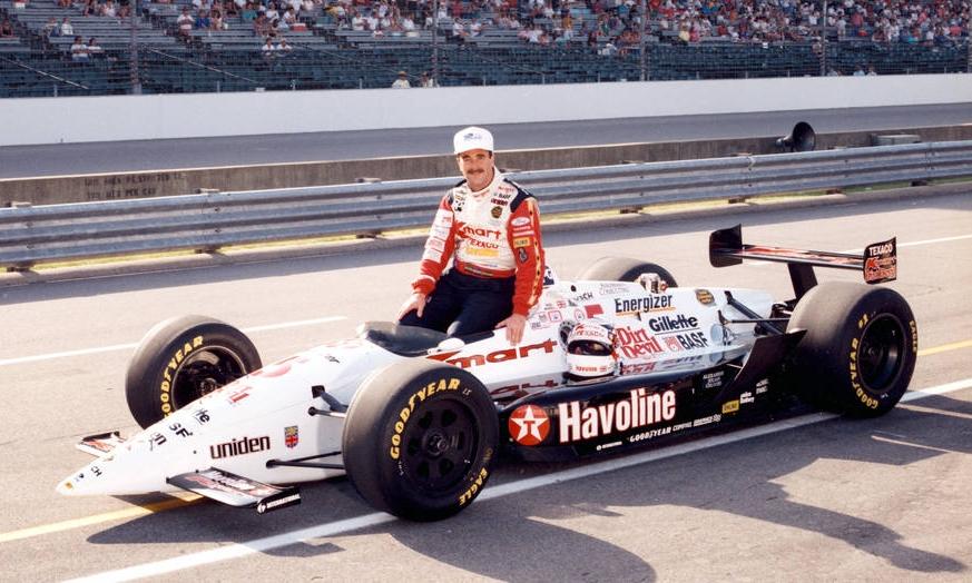Nigel Mansell - Indycar 1993