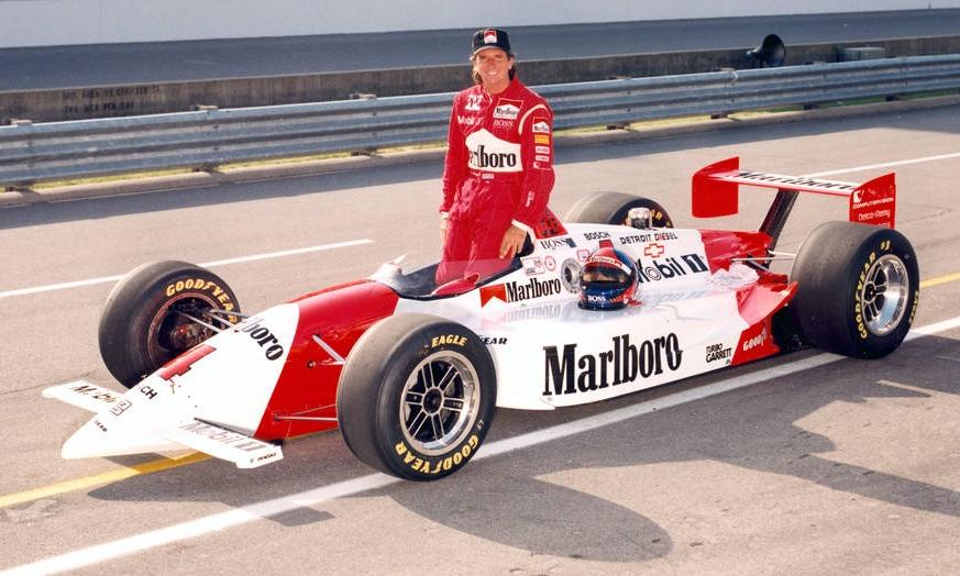 Emerson Fittipaldi - Indycar 1989