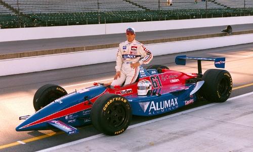 Stefan Johansson - Indycar 1995