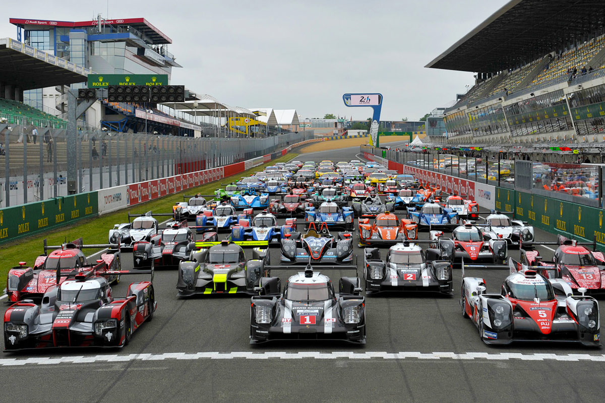 Le Mans 2017 Entry List - 2016 grid.jpg