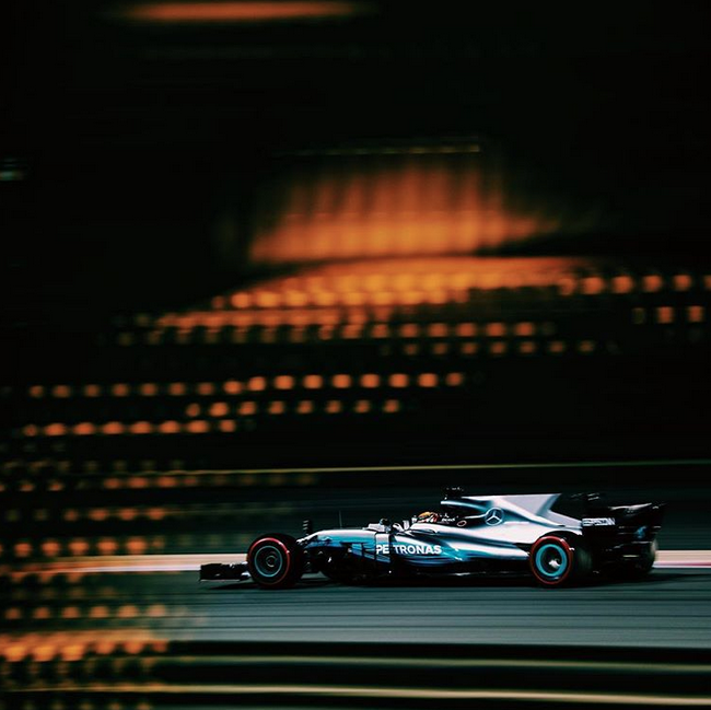 Photo: @MercedesAMGF1