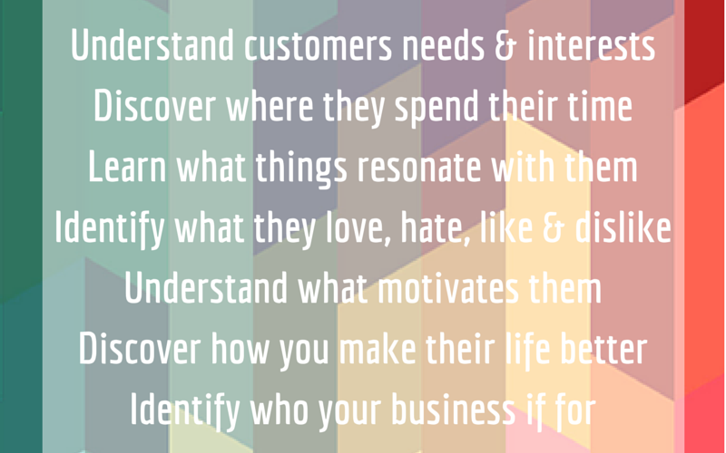 target-your-ideal-customer-learning