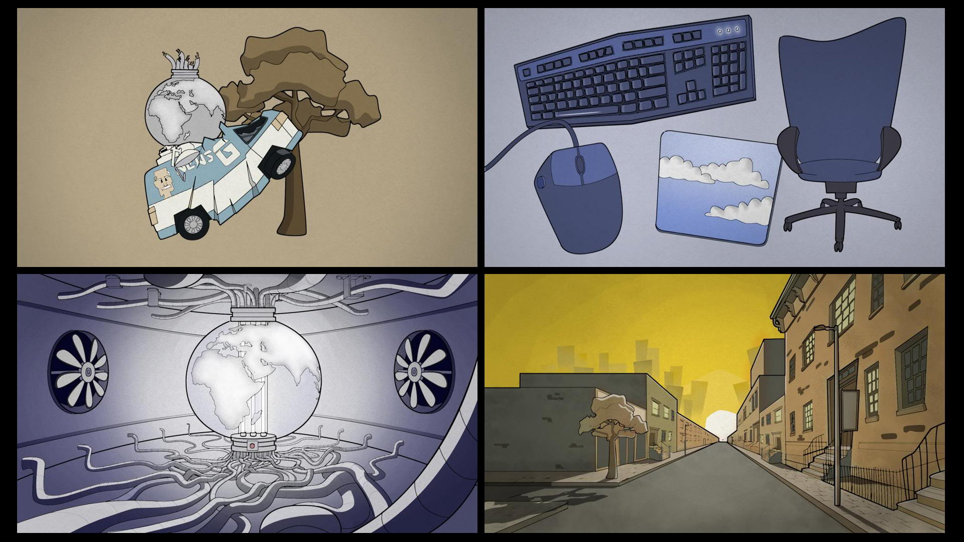 Epocalypse Layout and Design