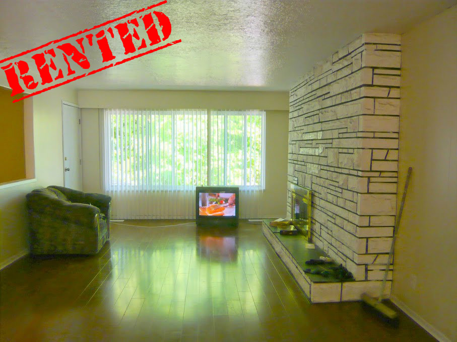 1111 Duthie Ave, Burnaby  Square Footage: 1,350ft²  Bedrooms: 3 Bathrooms: 1 Price/month: $1,400/month