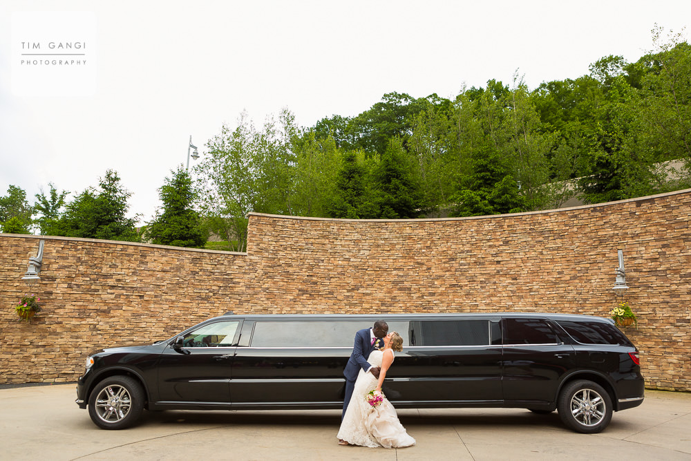 Could't miss a shot in front of one of Collins awesome stretch limos! Bella Luxury transportation rocks!