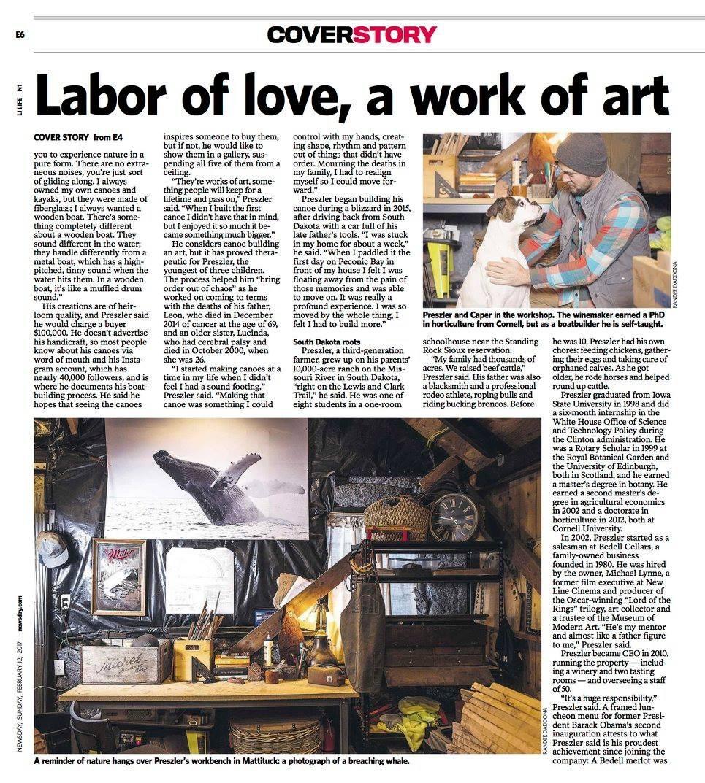 Trent Preszler Newsday Page 4