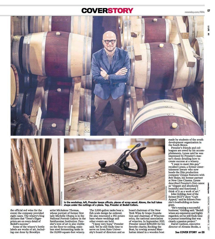 Trent Preszler Newsday Page 5
