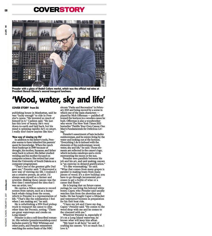 Trent Preszler Newsday Page 6