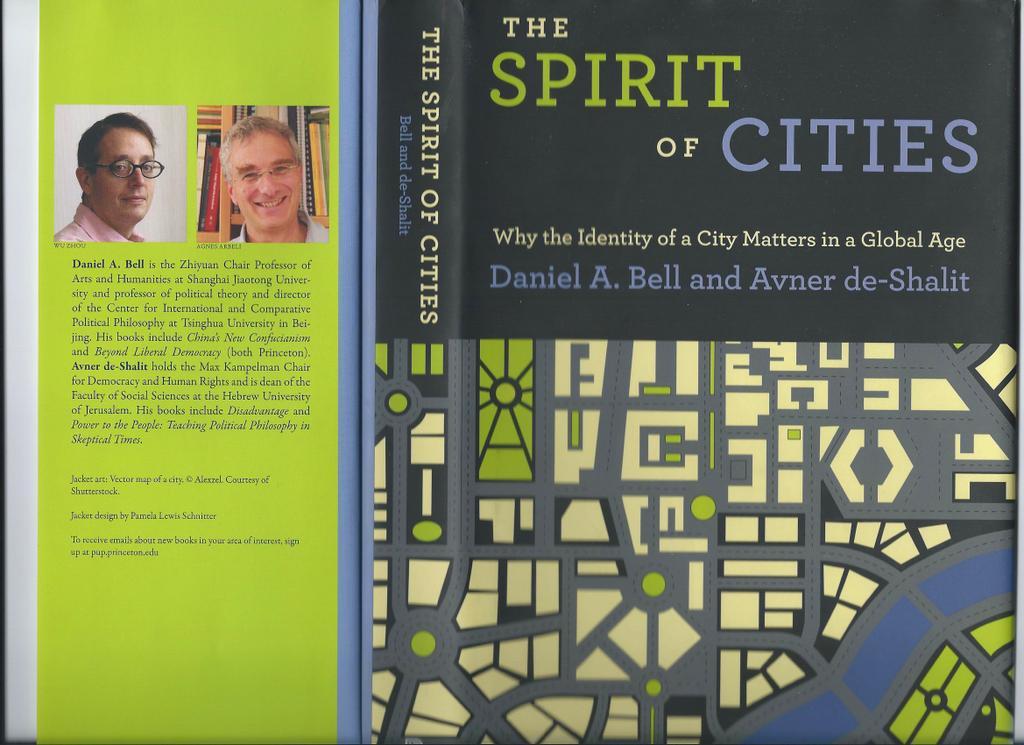 Daniel Bell Spirit of Cities