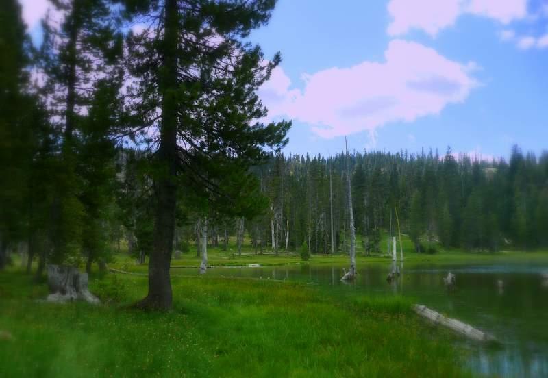 Gumboot Lake