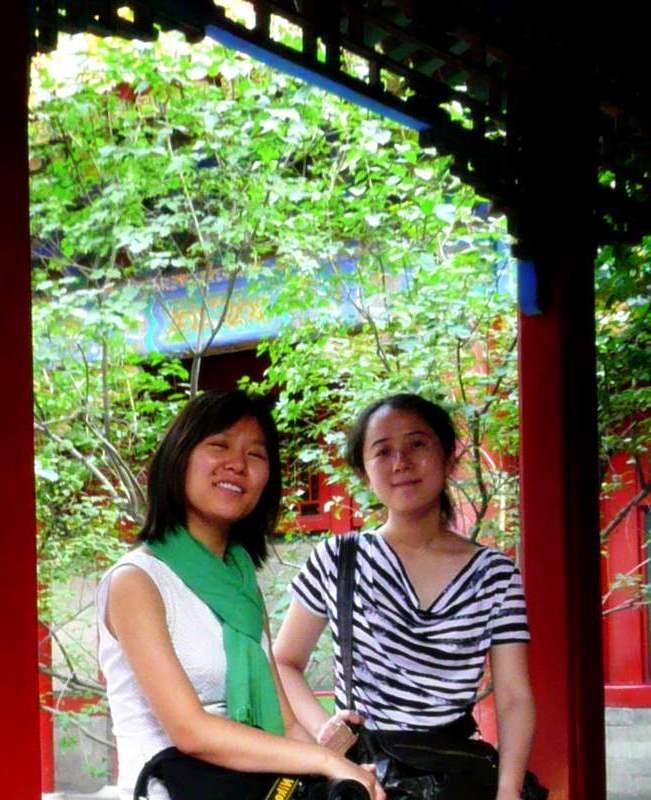 Palace ladies