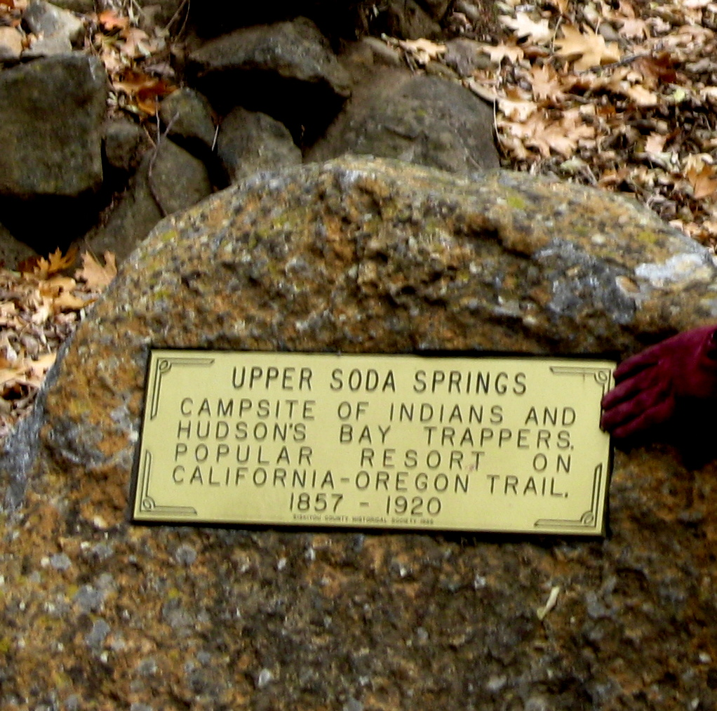 Upper Soda Springs