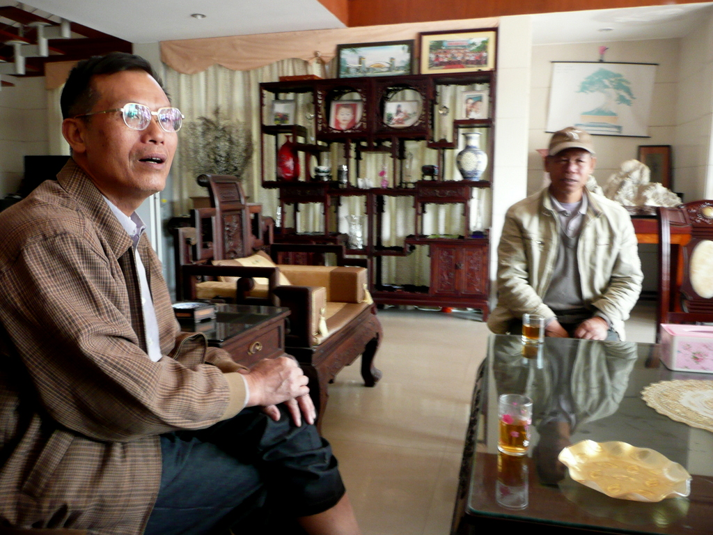 Masters CHEN and JI