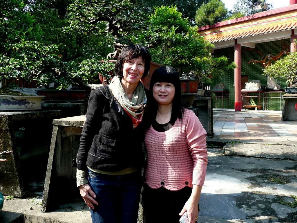 Chery and Ying