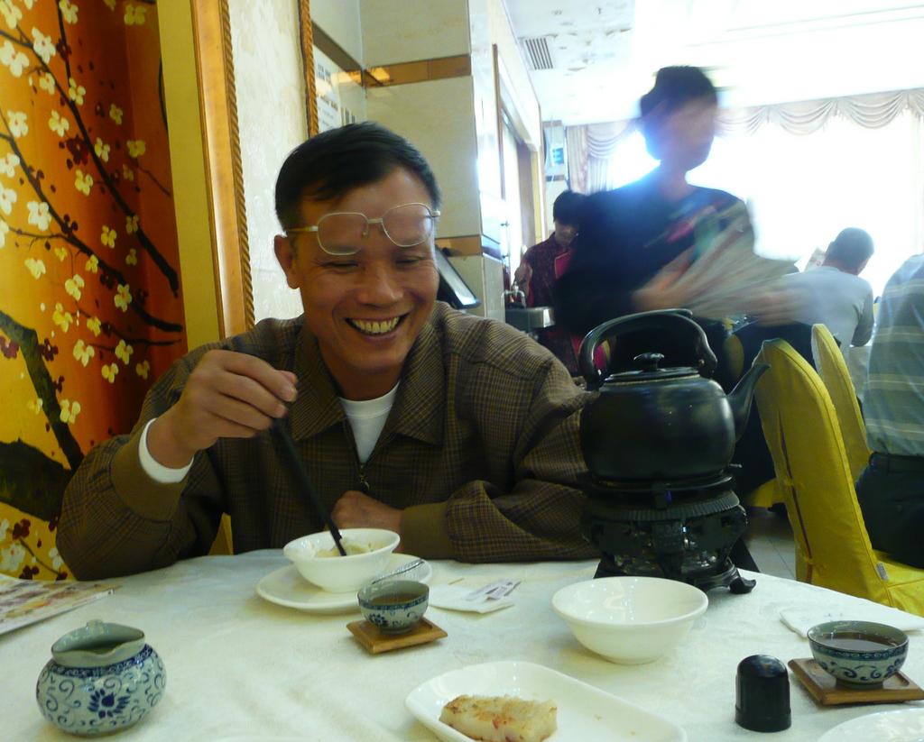 Master CHEN Xhijiu