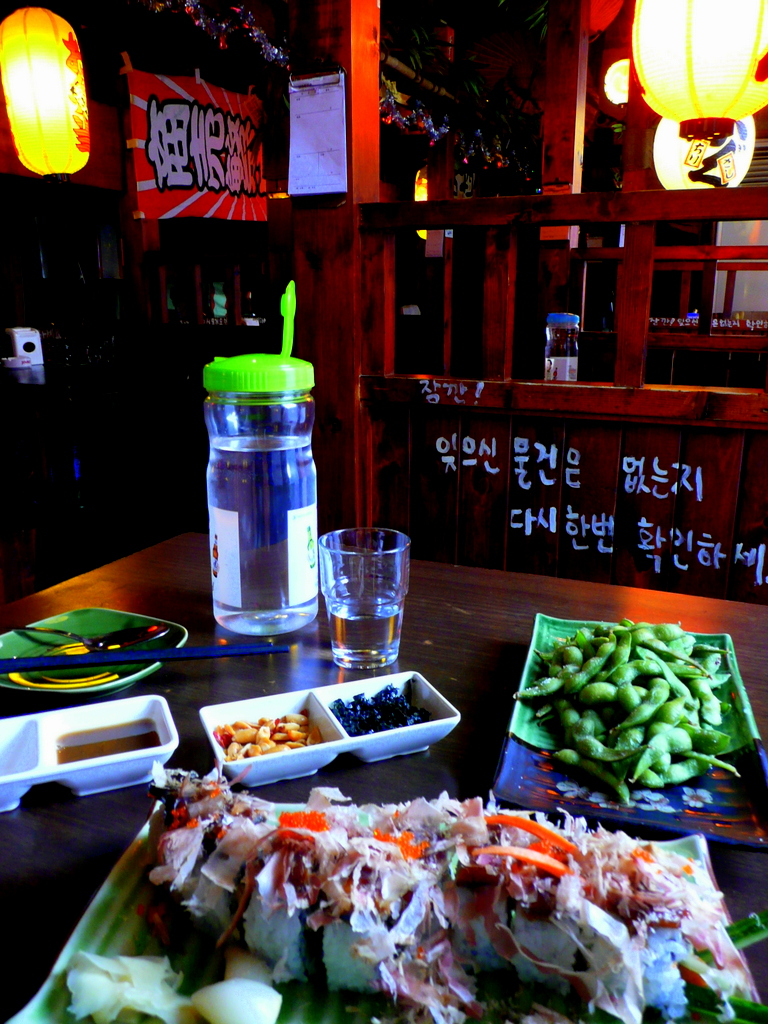 Mingshengju neighborhood bistro-Korean-Japanese