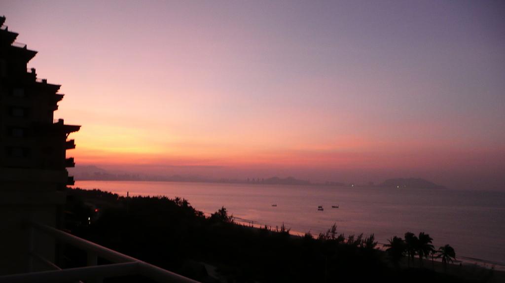 Sanya sunrise