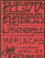 Al's Bar Poster