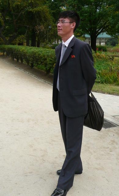 Mr Kim, KITTC Manager