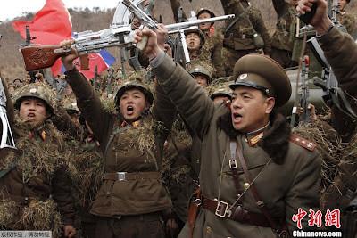 Korean gun bling