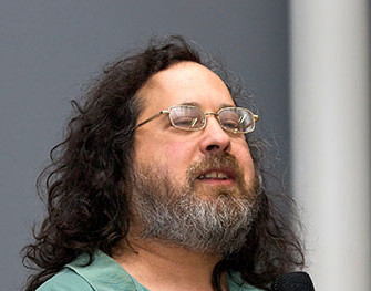 Dr Ludwig resembles Richard Stallman