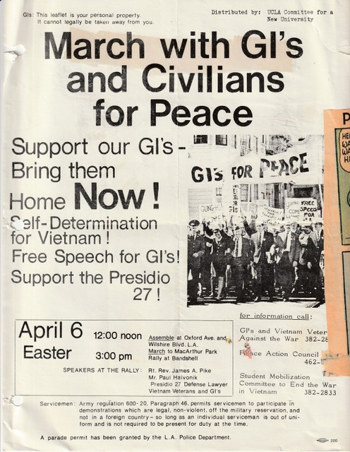 70s Ellis March April 6 1972 UCLA Committee for a new university.jpg