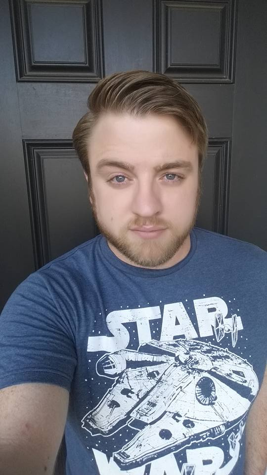 Tyler McSwain   I love working and having fun with students! I am a big nerd in everything from electronics, video games, super heroes and Star Wars! I married my amazing best friend Tracey in Dec 2016.