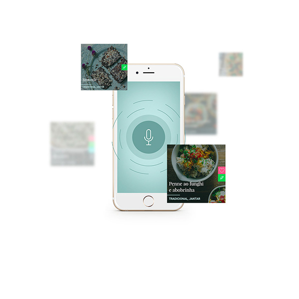 BOM APETITE — cooking app