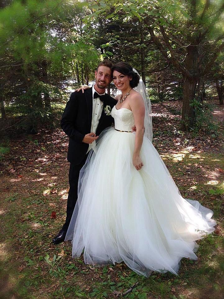Jillian and Cory September 6 , 2015